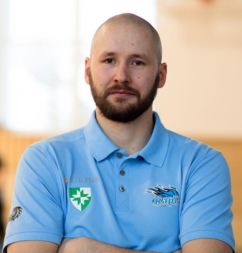 Sven Kaldre Märjamaa spordihoone treener korvpall