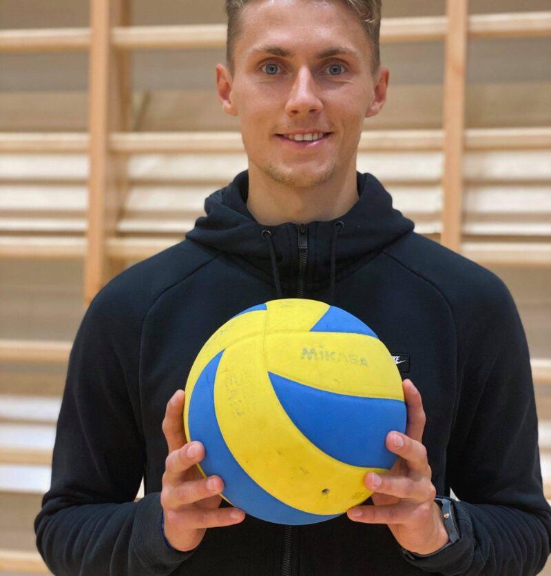 Mark Kristjan Pitk Märjamaa spordihoone treener võrkpall
